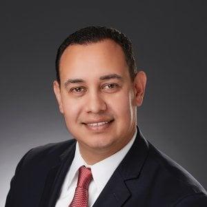 Jorge Dominguez, CSR, RPR