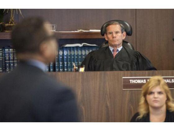 Katy Magner in Court E