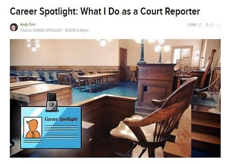 Lifehacker Court Reporting