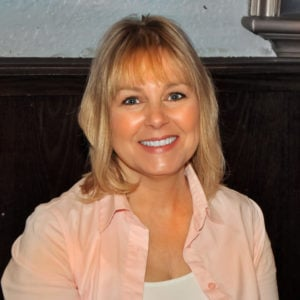 Nancy Krueger, Official Court Reporter